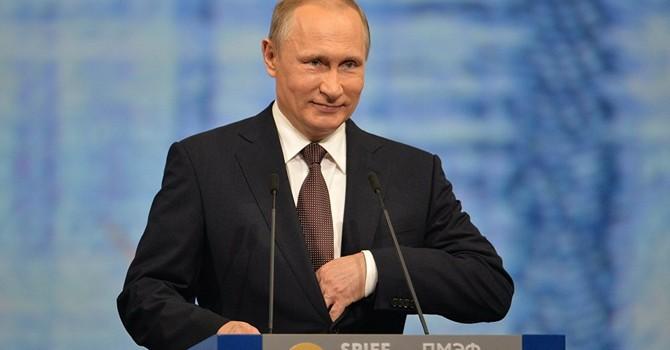"""Báo Nga """"đính chính"""" phát biểu của ông Putin về lập trường Biển Đông của Moscow"""