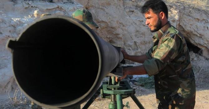 Thổ Nhĩ Kỳ và phe nổi dậy tiếp tục dồn ép IS ở miền bắc Syria