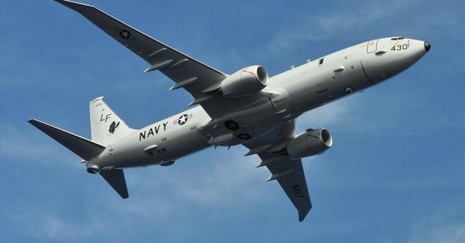 Siêu máy bay do thám của Mỹ lại bay sát gần Nga