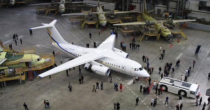"""Nhà sản xuất Ukraine ngừng chế tạo máy bay do cắt đứt """"mối duyên"""" với Nga"""