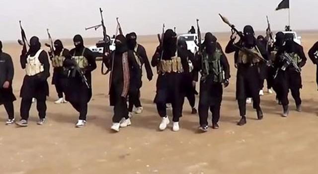 Làm thế nào IS có vũ khí hóa học để tấn công ở Syria?