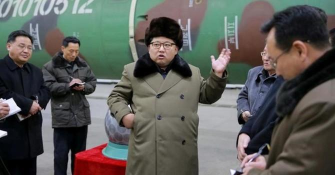 """Bình Nhưỡng yêu cầu Mỹ phải công nhận Triều Tiên là """"cường quốc hạt nhân"""""""