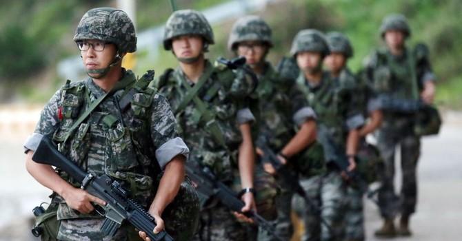 """""""Hàn Quốc có kế hoạch tấn công phủ đầu Triều Tiên"""""""