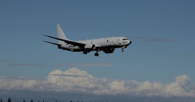 Báo Nga: Máy bay Mỹ ngừng do thám bán đảo Crimea tại Biển Đen