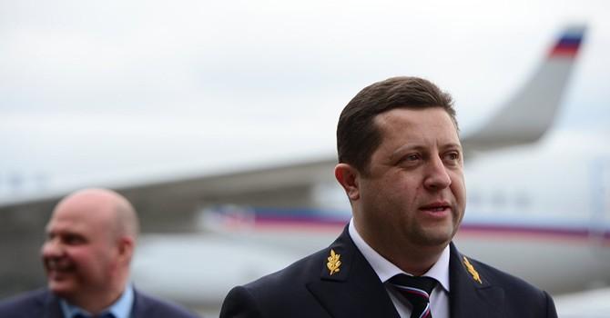 Nga bắt cựu Tổng giám đốc đội máy bay thường chở ông Putin