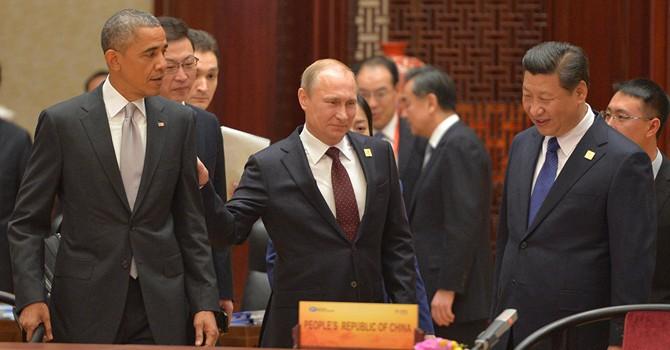 Mỹ sợ nhất đối thủ nào: Trung Quốc hay Nga?