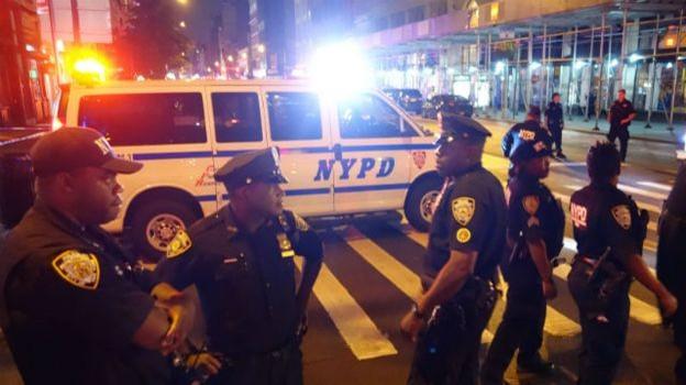 Nổ lớn ở New York: Ít nhất 29 người bị thương