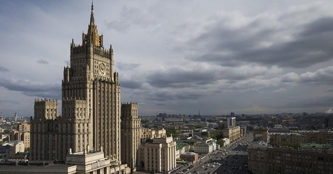 Moscow yêu cầu Kiev điều tra vụ tấn công Đại sứ quán Nga