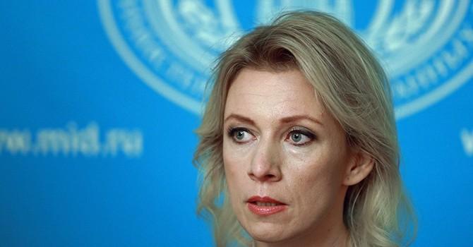 """Nữ phát ngôn viên Bộ Ngoại giao Nga """"đấu khẩu"""" với Đại sứ Mỹ"""
