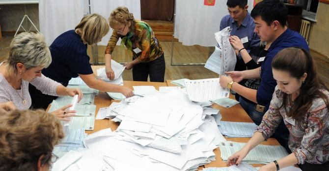 Đảng của ông Putin nắm chắc phần thắng áp đảo trong bầu cử Duma Nga