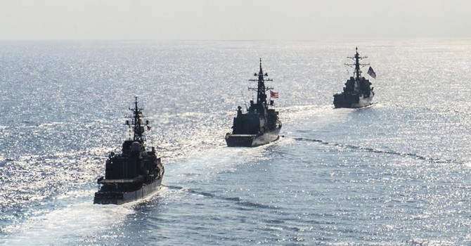 """Biển Đông: Trung Quốc tố Nhật phá hoại """"đồng thuận"""" ASEAN-Trung Quốc"""