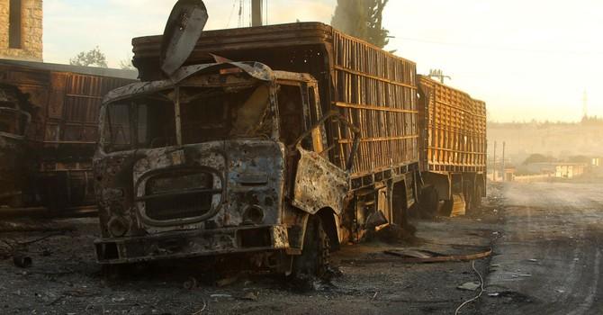 Nga yêu công khai loại đạn đã bắn vào đoàn xe viện trợ nhân đạo ở Syria