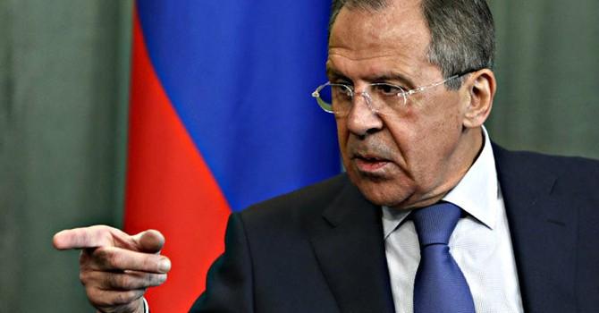 Ngoại trưởng Nga phẫn nộ vì tuyên bố của Bộ Ngoại giao Hoa Kỳ