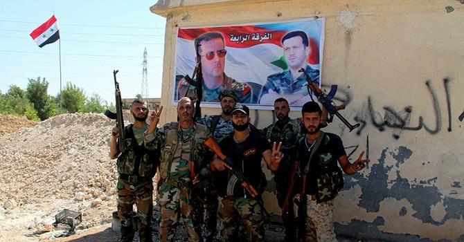 Phá vỡ tuyến phòng thủ, quân đội Syria tấn công quận tây bắc Aleppo