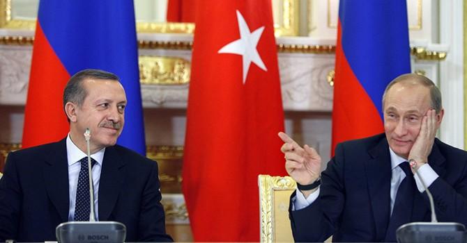 Ông Putin sắp thăm Thổ Nhĩ Kỳ gặp ông  Erdogan
