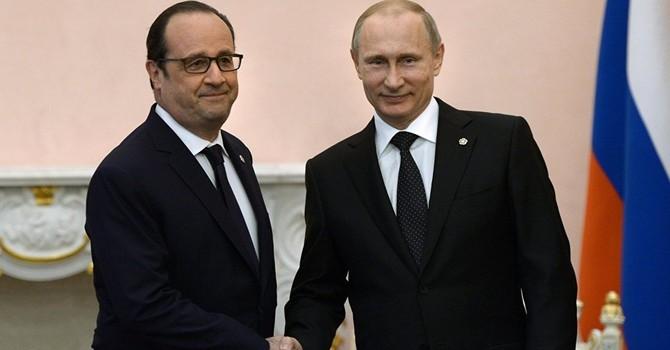 Điện Kremlin nêu lý do ông Putin bất ngờ hủy thăm Pháp