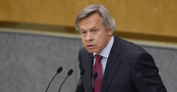"""Nghị sĩ Nga """"phản pháo"""" cựu đại sứ Hoa Kỳ về lời đề nghị trả lại Crimea"""