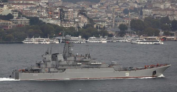 Sau căn cứ không quân, Nga sắp lập căn cứ hải quân đồn trú ở Syria