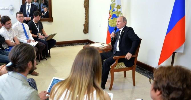 Ông Putin nêu lý do quan hệ Nga-Mỹ tệ đi