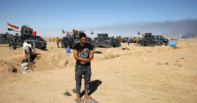 Iraq phát động chiến dịch tấn công IS, giải phóng Mosul