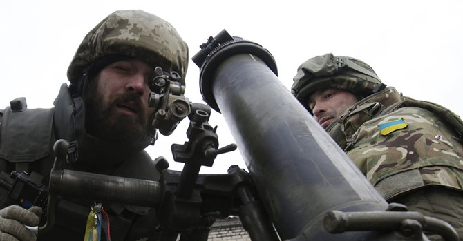 """Cuộc chiến ở Donbas có thể đi theo """"kịch bản Triều Tiên"""""""