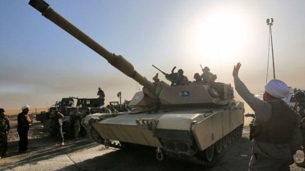 Trận chiến Mosul: Quân đội Iraq mở cuộc tiến công nhanh