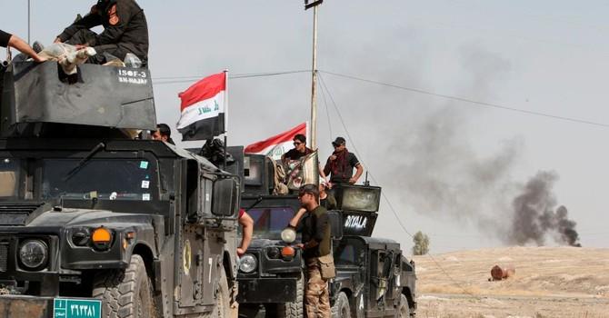 """Mất thành phố Mossoul, """"đế chế IS"""" sẽ tiêu vong"""