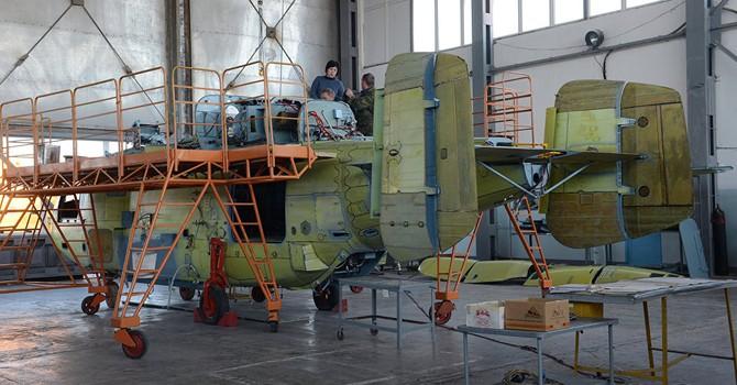 """Nga """"hồi sinh"""" nhiều nhà máy quân sự ở Crimea"""