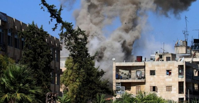 Syria: Bạo động và chiến sự gia tăng trở lại tại Aleppo