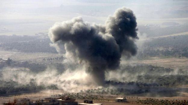 Lực lượng IS tấn công thị trấn phía Tây Iraq để phân tán hỏa lực tại Mosul