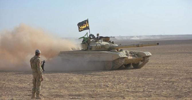 Iraq bác đề nghị tham chiến chống IS của quân đội Thổ Nhĩ Kỳ