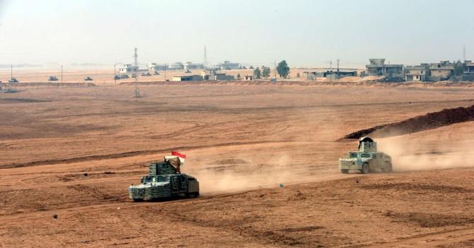 Chiến sự Mosul diễn ra ác liệt, Quân đội Iraq giành nhiều đất từ tay IS