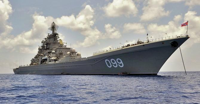 Ba Lan tố Nga đưa chiến hạm hạng nặng vào vùng biển Baltic