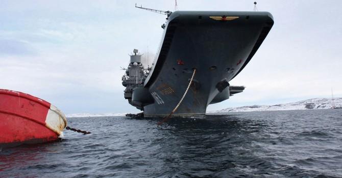 """Tàu chiến Nga đi qua La Manche khiến London nhớ tới """"kẻ thù cũ"""""""