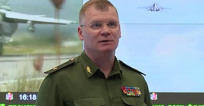 Báo Nga: Phi công Mỹ xin lỗi vì bay áp sát chiến đấu cơ Nga trên bầu trời Syria