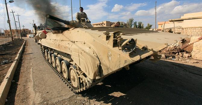 Nhiều chỉ huy của IS đã bỏ trốn khỏi Iraq cùng ngân khố vài triệu USD
