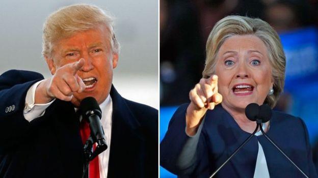 Lo ông Trump vươn lên, bà Clinton tìm cách bảo toàn lượng phiếu từ cử tri Dân chủ