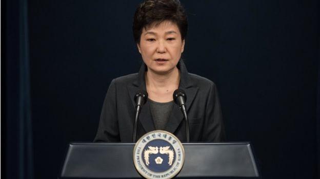 Biểu tình lớn ở Seoul đòi Tổng thống Hàn Quốc từ chức