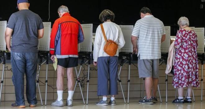 Bầu cử Tổng thống Mỹ: Bang nào chọn ai thì người đó thắng?