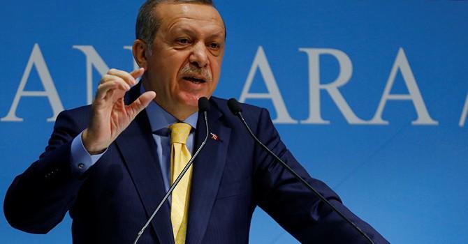 Ông Erdogan: Phương Tây đã không làm điều gì tốt cho Thổ Nhĩ Kỳ