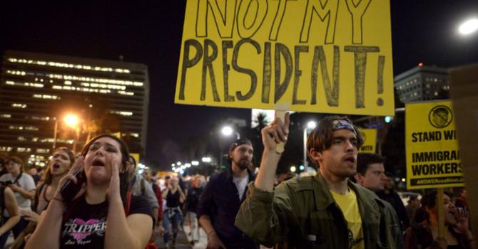 Calexit: Ông Trump đắc cử, người California muốn bỏ phiếu tách khỏi Mỹ