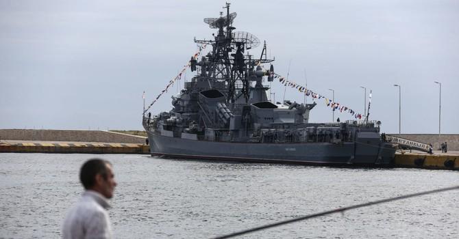 Ông Obama yêu cầu Hy Lạp đóng cửa cảng đối với tàu hải quân Nga