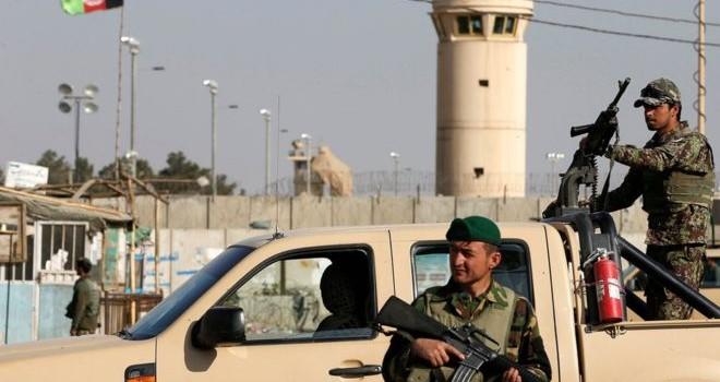 Căn cứ Mỹ ở Afghanistan bị tấn công, 4 người chết
