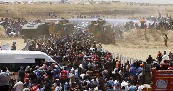 IS huấn luyện chiến binh giả dạng người tị nạn
