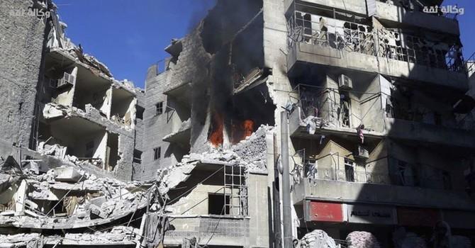 Mỹ lên án Nga, Syria vì ném bom bệnh viện ở Aleppo