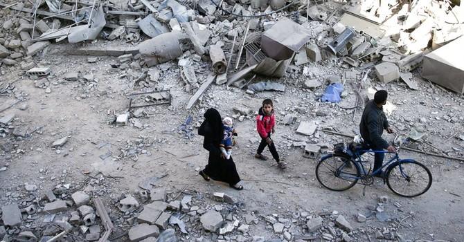 Quân đội Syria, Nga không kích dữ dội vào khu vực của phe nổi dậy ở Aleppo