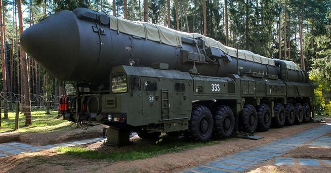 Quân đội Nga thử nghiệm tên lửa phóng từ đoàn tàu
