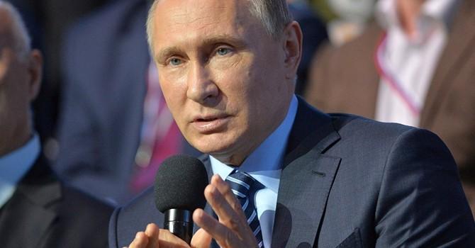 Ông Putin dự báo kinh tế Nga suy giảm 0,3% trong năm 2016