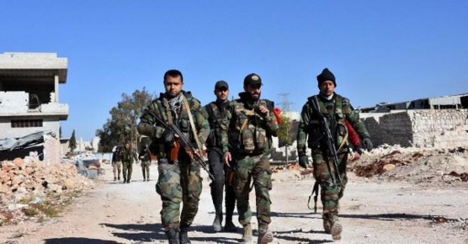 Lực lượng chính phủ Syria đang áp đảo sức mạnh ở Aleppo
