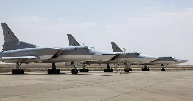 Iran sẵn sàng cho Nga sử dụng căn cứ không quân Hamadan cho chiến trường Syria